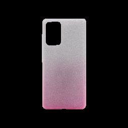 Samsung Galaxy A72 5G - Gumiran ovitek (TPUB) - roza
