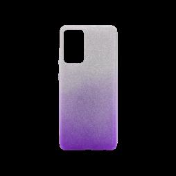 Samsung Galaxy A72 5G - Gumiran ovitek (TPUB) - vijolična