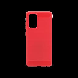 Samsung Galaxy A52/ A52 5G/ A52s 5G - Gumiran ovitek (TPU) - rdeč A-Type