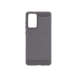Samsung Galaxy A72 5G - Gumiran ovitek (TPU) - siv A-Type