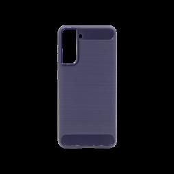 Samsung Galaxy S21 - Gumiran ovitek (TPU) - moder A-Type