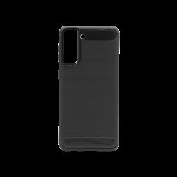 Samsung Galaxy S21+ - Gumiran ovitek (TPU) - črn A-Type