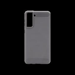 Samsung Galaxy S21+ - Gumiran ovitek (TPU) - siv A-Type