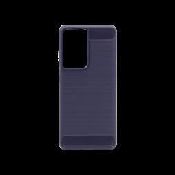 Samsung Galaxy S21 Ultra - Gumiran ovitek (TPU) - moder A-Type