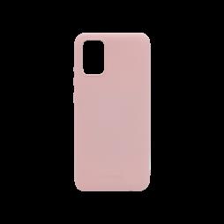 Samsung Galaxy A02S - Gumiran ovitek (TPU) - roza M-Type