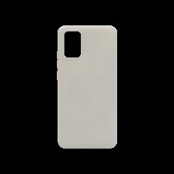 Samsung Galaxy A02S - Gumiran ovitek (TPU) - siva M-Type
