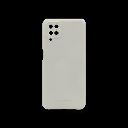 Samsung Galaxy A12 - Gumiran ovitek (TPU) - siva M-Type