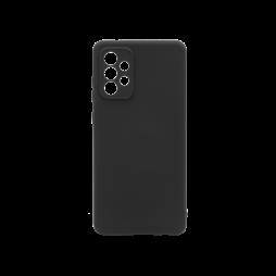 Samsung Galaxy A72 5G - Gumiran ovitek (TPU) - črn M-Type