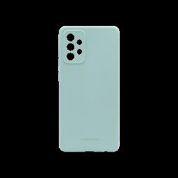Samsung Galaxy A72 5G - Gumiran ovitek (TPU) - mint M-Type