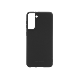 Samsung Galaxy S21 - Gumiran ovitek (TPU) - črn M-Type