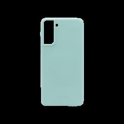 Samsung Galaxy S21+ - Gumiran ovitek (TPU) - mint M-Type