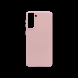 Samsung Galaxy S21+ - Gumiran ovitek (TPU) - roza M-Type