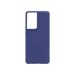 Samsung Galaxy S21 Ultra - Gumiran ovitek (TPU) - moder M-Type