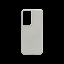 Samsung Galaxy S21 Ultra - Gumiran ovitek (TPU) - siv M-Type