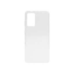 Samsung Galaxy A72 5G - Gumiran ovitek (TPU) - prosojen svetleč