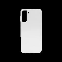 Samsung Galaxy S21+ - Gumiran ovitek (TPU) - prosojen svetleč
