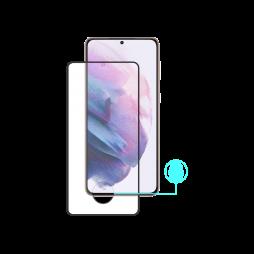 Samsung Galaxy S21+ - Zaščitno steklo Premium - črno do roba (0,30)