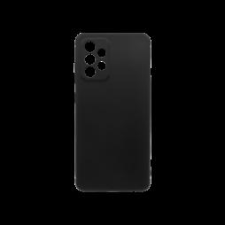 Samsung Galaxy A52/ A52 5G/ A52s 5G - Gumiran ovitek (TPU) - črn MATT