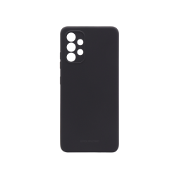 Samsung Galaxy A32 4G - Gumiran ovitek (TPU) - črn M-Type