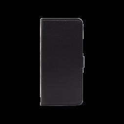 LG Velvet - Preklopna torbica (WLG) - črna