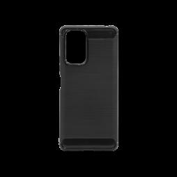 Xiaomi Redmi Note 10 Pro - Gumiran ovitek (TPU) - črn A-Type