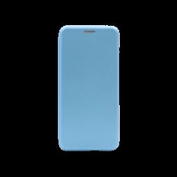 Samsung Galaxy A12 - Preklopna torbica (WLS) - modra