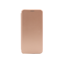 Samsung Galaxy A72 5G - Preklopna torbica (WLS) - roza-zlata
