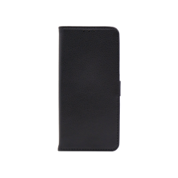 Realme 8 - Preklopna torbica (WLG) - črna