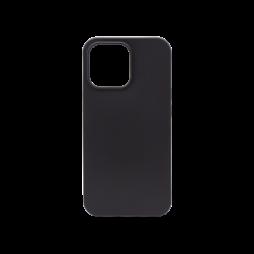 Apple iPhone 13 - Gumiran ovitek (TPU) - črn MATT