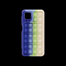 Samsung Galaxy A12 - Gumiran ovitek s POPup (TPU+POP) - No. 6