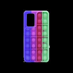 Samsung Galaxy A52/ A52 5G/ A52s 5G - Gumiran ovitek s POPup (TPU+POP) - No. 7