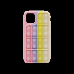 Apple iPhone 11 - Gumiran ovitek s POPup (TPU+POP) - No. 5