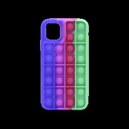 Apple iPhone 11 - Gumiran ovitek s POPup (TPU+POP) - No. 7