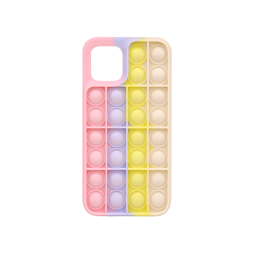 Apple iPhone 12/12 Pro - Gumiran ovitek s POPup (TPU+POP) - No. 5