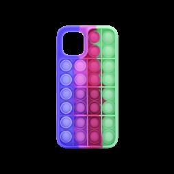 Apple iPhone 12/12 Pro - Gumiran ovitek s POPup (TPU+POP) - No. 7