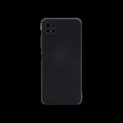 Samsung Galaxy A22 5G - Gumiran ovitek (TPU) - črn M-Type