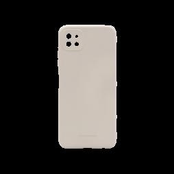 Samsung Galaxy A22 5G - Gumiran ovitek (TPU) - siv M-Type