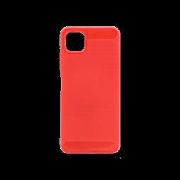 Samsung Galaxy A22 5G - Gumiran ovitek (TPU) - rdeč A-Type