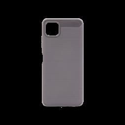 Samsung Galaxy A22 5G - Gumiran ovitek (TPU) - siv A-Type