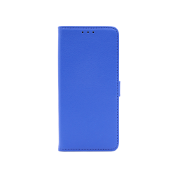 Samsung Galaxy A22 5G - Preklopna torbica (WLG) - modra