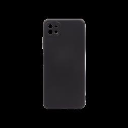 Samsung Galaxy A22 5G - Gumiran ovitek (TPU) - črn MATT