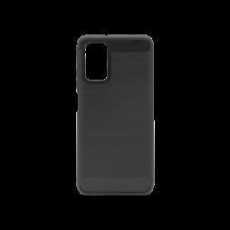 Xiaomi Redmi 9T/ Poco M3 - Gumiran ovitek (TPU) - črn A-Type