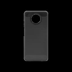 Xiaomi Redmi Note 9T - Gumiran ovitek (TPU) - črn A-Type