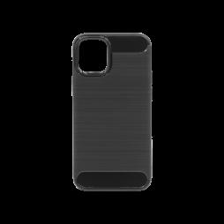 Apple iPhone 13 mini - Gumiran ovitek (TPU) - črn A-Type