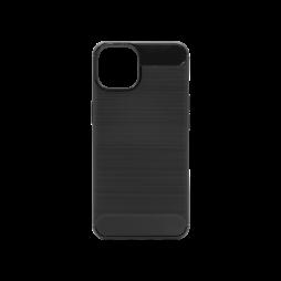 Apple iPhone 13 - Gumiran ovitek (TPU) - črn A-Type