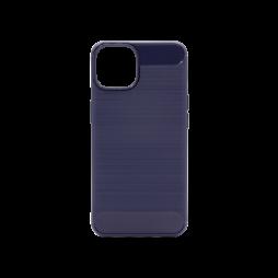 Apple iPhone 13 - Gumiran ovitek (TPU) - moder A-Type