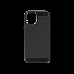 Apple iPhone 13 Pro Max - Gumiran ovitek (TPU) - črn A-Type