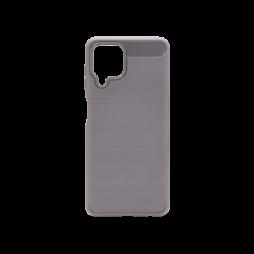Samsung Galaxy A22 4G - Gumiran ovitek (TPU) - siv A-Type