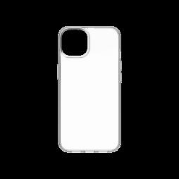 Apple iPhone 13 mini - Gumiran ovitek (TPU) - prosojno svetleč