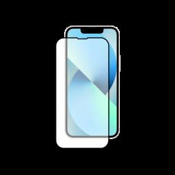 Apple iPhone 13 mini - Zaščitno steklo Premium - črno do roba (0,30)